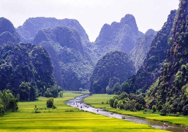 Peaceful Vietnam