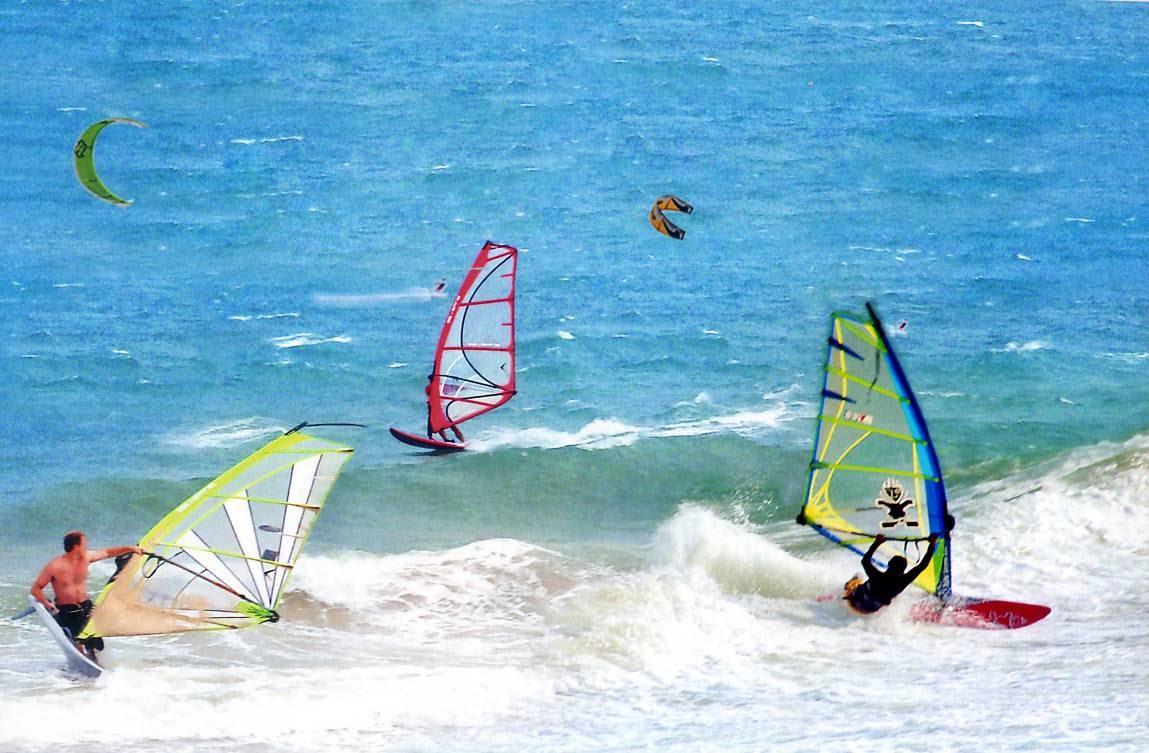 An interesting sport activity in Mui Ne