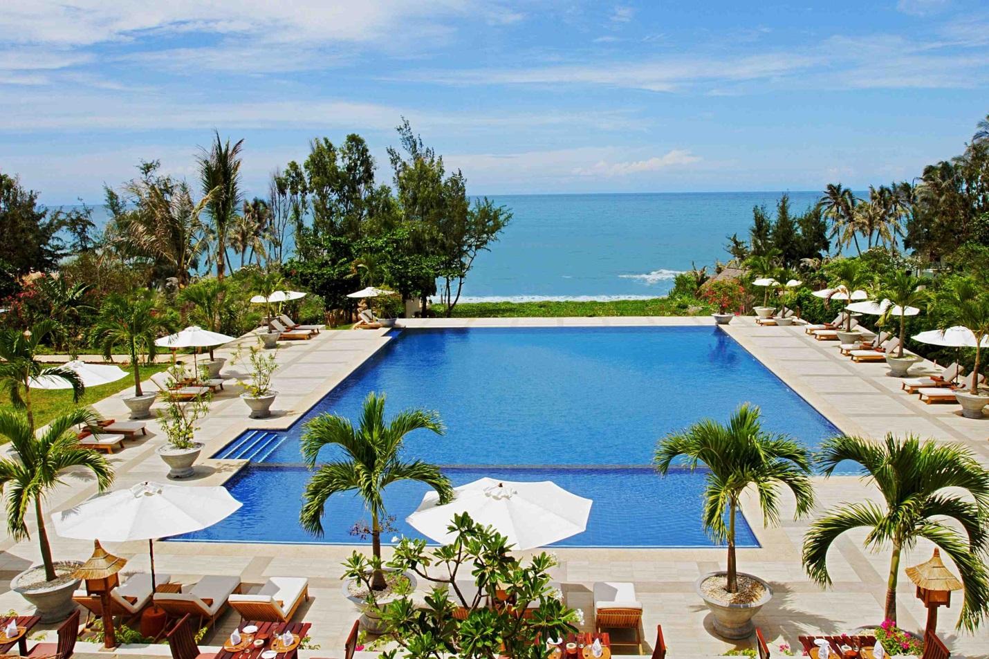 High-standard hotel accommodation in Mui Ne