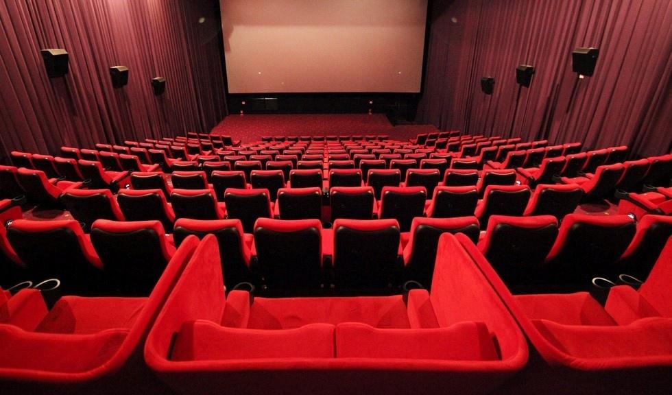Cosy sweet box inside a cinema