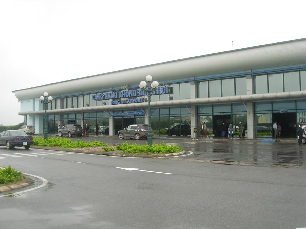Dong Hoi Airport