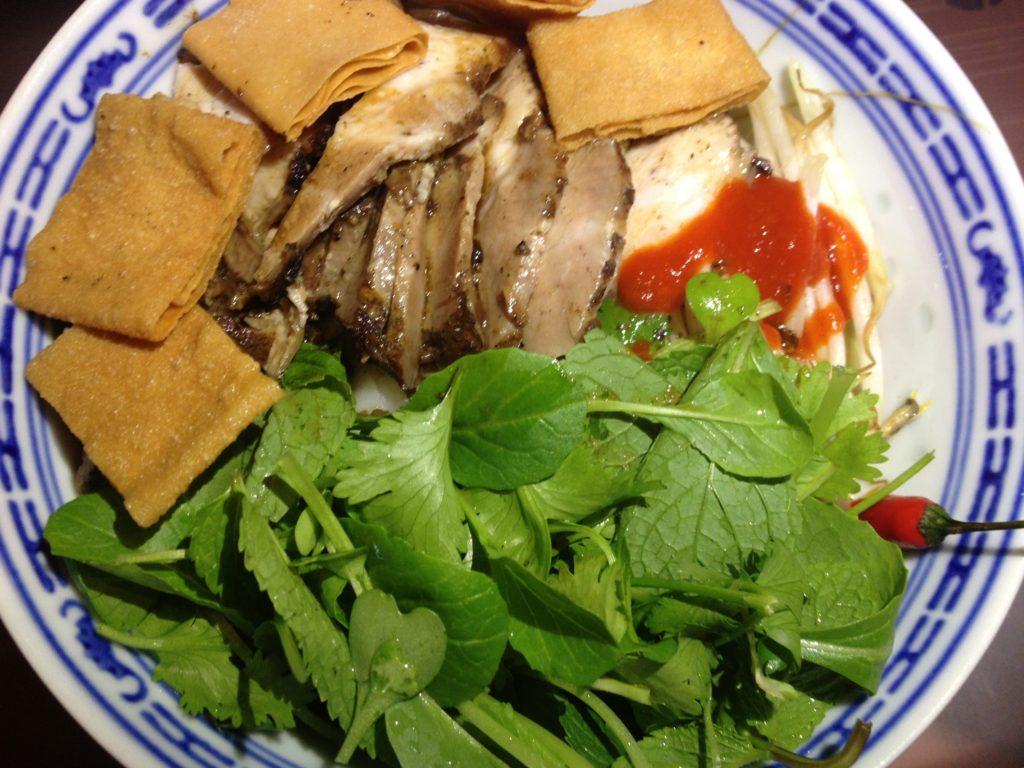Cao Lau with special taste