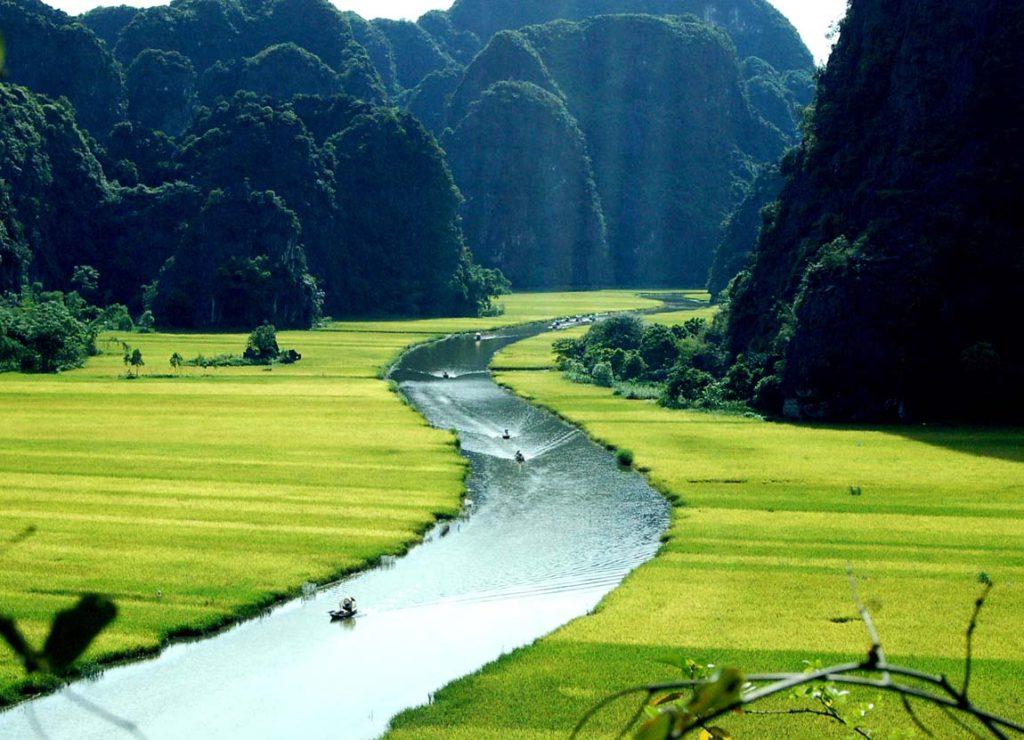 Ninh Binh in May