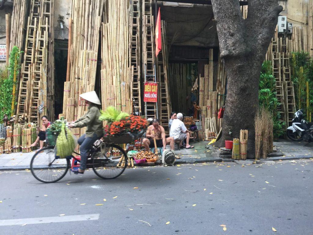 Hanoi in July