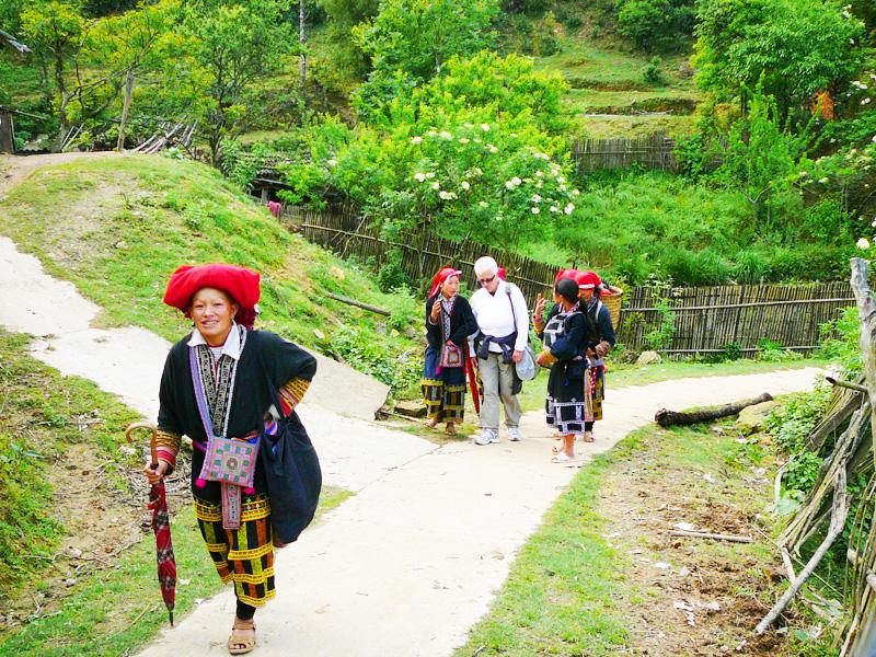 Mai Chau plateau discovery